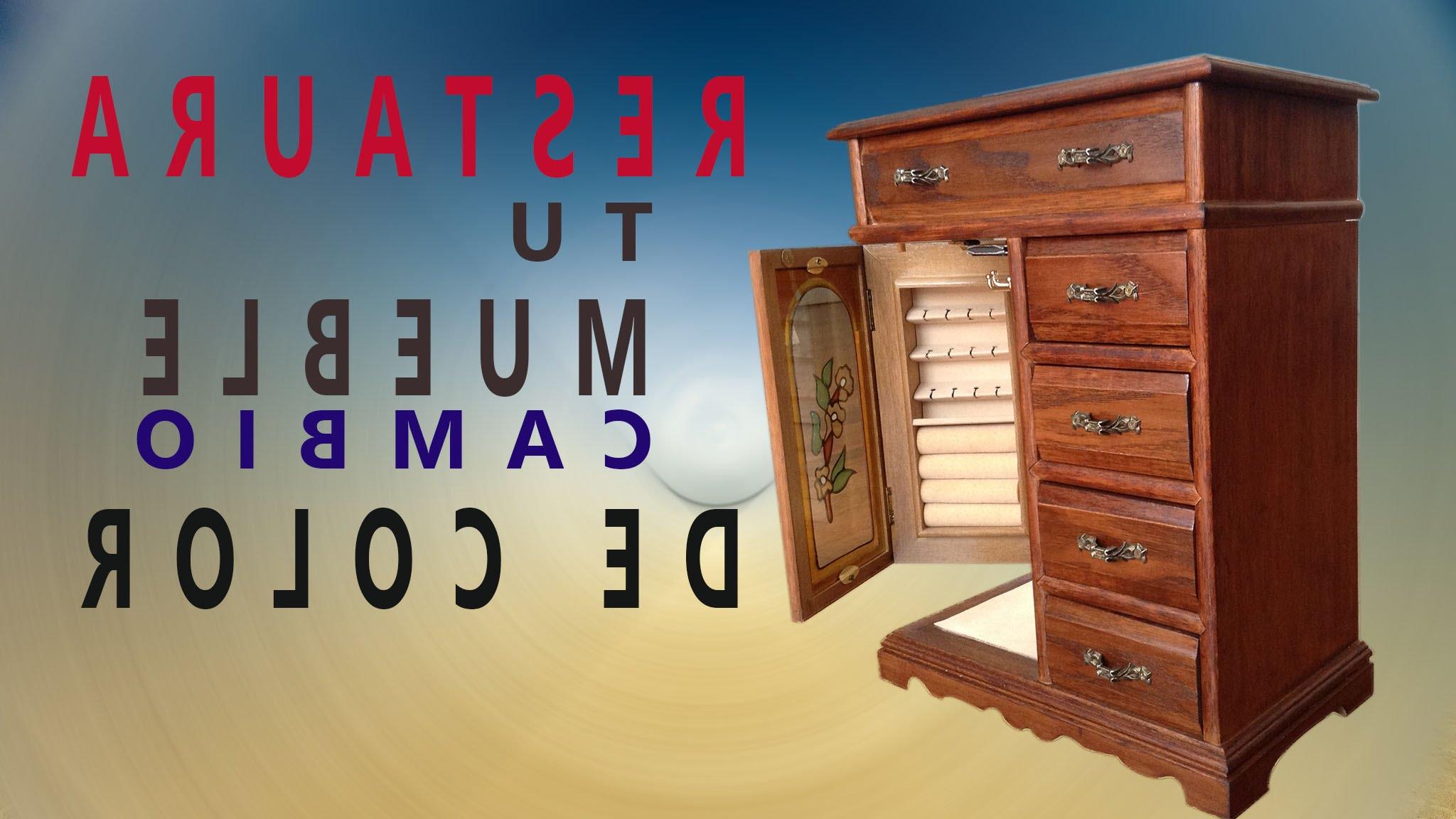 4 Opciones Para Restaurar Muebles De Madera T8dj Restaurar Muebles De Madera O Un Mueble Lijado Color Y Sellador