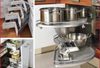 Accesorios Extraibles Para Muebles De Cocina Dwdk Accesorios Para Muebles De Cocina Basureros Extraibles