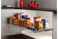 Accesorios Extraibles Para Muebles De Cocina Dwdk Estante Extraà Ble Para Mueble De Cocina Mobilario De Cocina