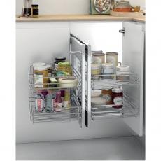 Accesorios Extraibles Para Muebles De Cocina Etdg Modulos Rincà N Alambre