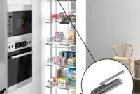 Accesorios Extraibles Para Muebles De Cocina Q5df Guà A Extraible Para Bastidor Columna De Mueble De Cocina