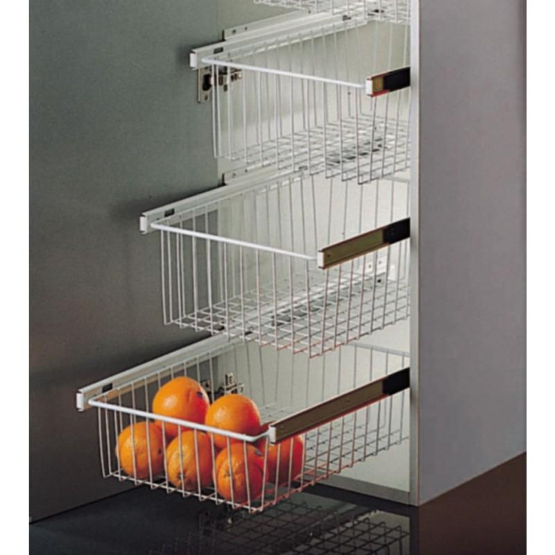 Accesorios Extraibles Para Muebles De Cocina S5d8 Estantes Y Cestos Extraibles Para Armarios Y Cajones De Cocina