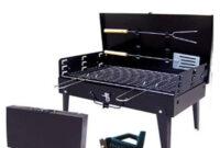 Accesorios Portatil S1du Parrilla Carbon asados Tipo Maletà N Accesorios Portatil 17 990