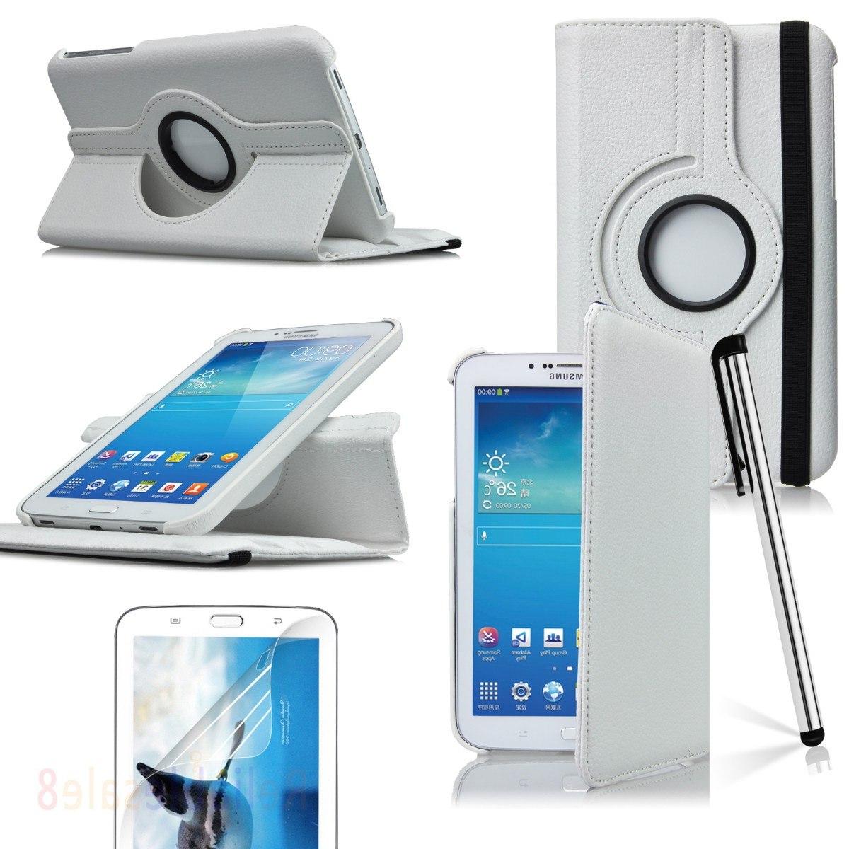 Accesorios Tablet Samsung Budm Funda Giratoria 360Â Samsung Galaxy Tab 3 7 0 P3200 P3210 149 00