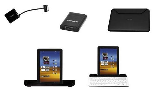 Accesorios Tablet Samsung D0dg Nuevos Accesorios Para El Samsung Galaxy Tab 10 1 Docks