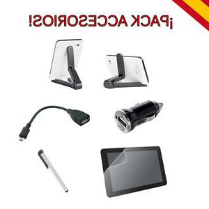 Accesorios Tablet Samsung E6d5 Pack Accesorios 5 En 1 Tablet Samsung Galaxy Tab 3 Kids 7 Nià Os