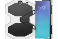 Accesorios Tablet Samsung S1du Parachoques De Goma Tablet Caso Para Samsung Galaxy Tab E T560