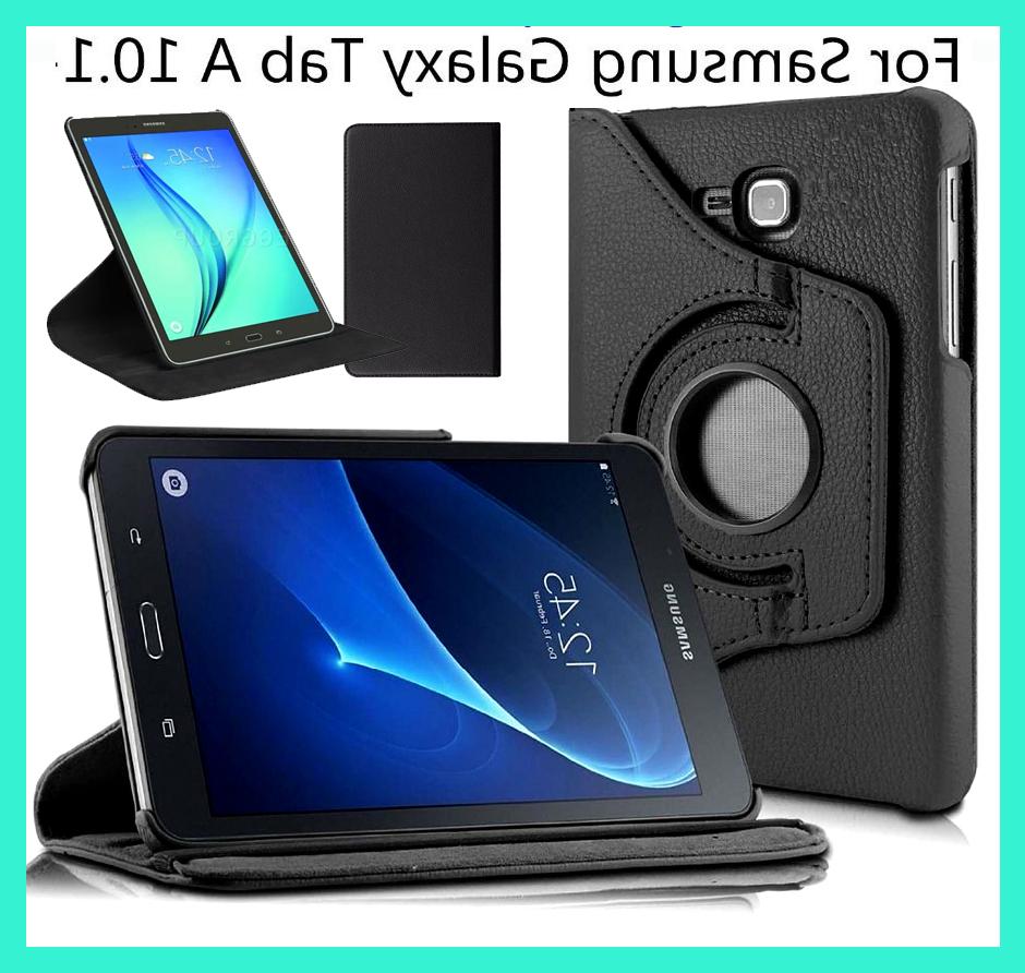 Accesorios Tablet Samsung Tldn Funda Giratoria Para Samsung Galaxy Tab A6 10 1 T580 2016 Gs