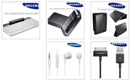 Accesorios Tablet Samsung Y7du Accesorios Especiales Para El Galaxy Tab