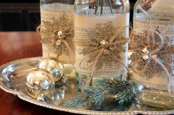 Adornos Mesa Navidad Ipdd Centros De Mesa Caseros Para Navidad 8 Pasos