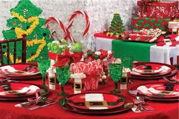 Adornos Mesa Navidad Irdz Tienda De Mesas De Navidad Centros De Mesa originales Y todo Para