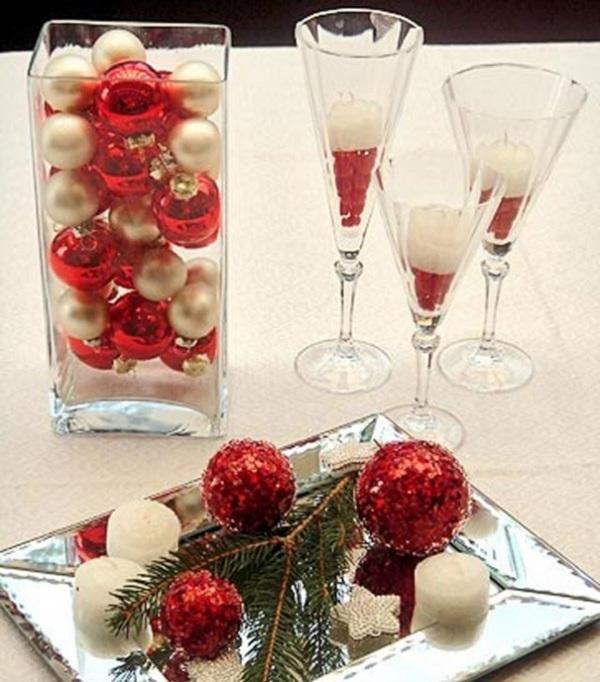 Adornos Mesa Navidad Q5df Centros De Mesa Caseros Para Navidad 8 Pasos