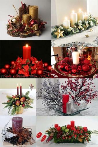 Adornos Mesa Navidad Q5df Para Disfrutar Los Manjares Que Ofrecerà S En Esta Navidad Embellece