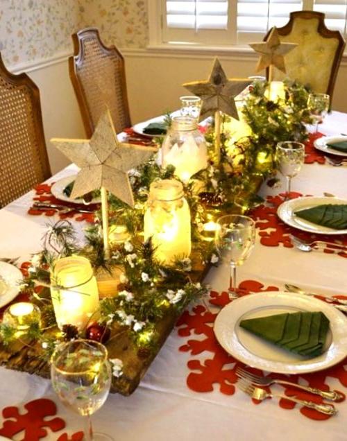 Adornos Mesa Navidad S5d8 13 Ideas Para Inspirarte Y Decorar Mesas Navideà as Con Encanto My