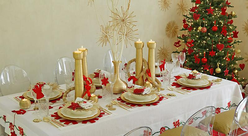 Adornos Mesa Navidad Y7du 32 Ideas De Mesas Navideà as Para Decorar En Navidad Mujeres Femeninas