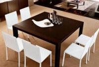 Adornos Para Mesa De Comedor Rectangular 4pde Claves Para La Decoracià N De Edores Arquitectura
