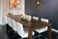 Adornos Para Mesa De Comedor Rectangular Thdr 35 Fotos E Ideas Para Decorar La Mesa Del Edor Edor Dining