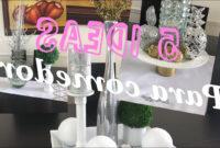 Adornos Para Mesas De Salon 3ldq 5 Decoraciones Para El Edor 5 Estilos Para Mesa De Edor