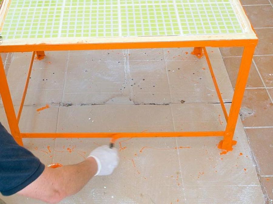 Adornos Para Poner Encima De Una Mesa De Salon H9d9 Mesa De Jardà N Con Azulejos Bricolaje