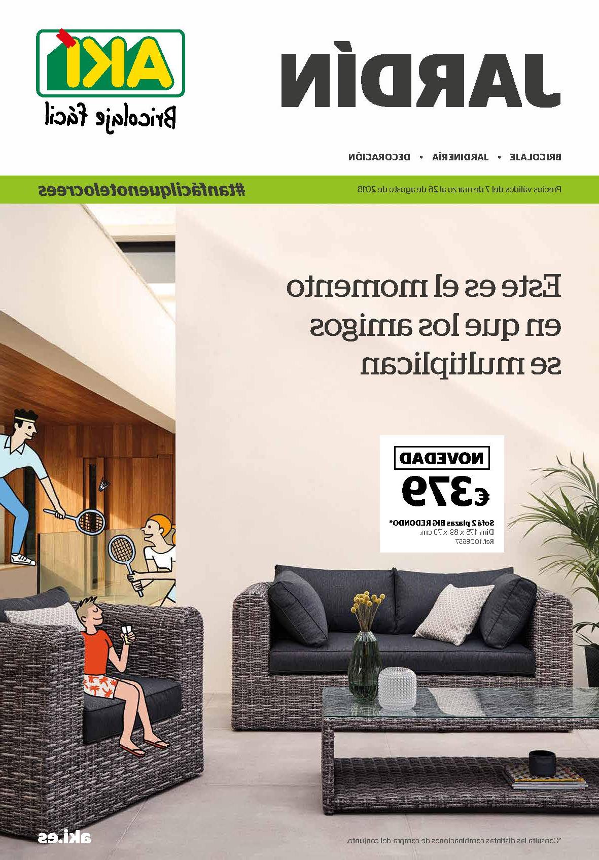 Aki Muebles De Jardin Ffdn Muebles De Terraza Y Jardà N En Catà Logo Aki 2018 Imuebles