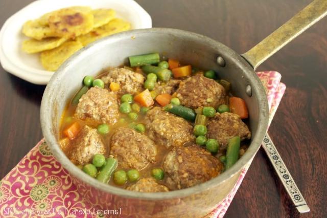 Albondigas Con Verduras E9dx T S Tasty Bits Cocido De Albà Ndigas Con Verduras Meatball and