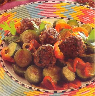 Albondigas Con Verduras Kvdd Receta Albà Ndigas Con Verduras