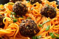 Albondigas Vegetales 0gdr Espaguetis Con Albà Ndigas De Quinoa Cilantro and Citronella