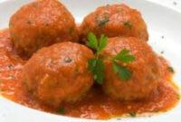 Albondigas Vegetales Budm Albà Ndigas De Verduras En Salsa De tomate Recetas De Albà Ndigas