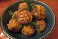 Albondigas Vegetales Ffdn 77 Albà Ndigas Ve Ales Al Eneldo Receta De Cocinar Con Jor Te
