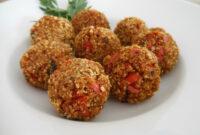 Albondigas Vegetales S5d8 Avena Y Canela Albà Ndigas Ve Ales De Quinoa Quinoa Balls