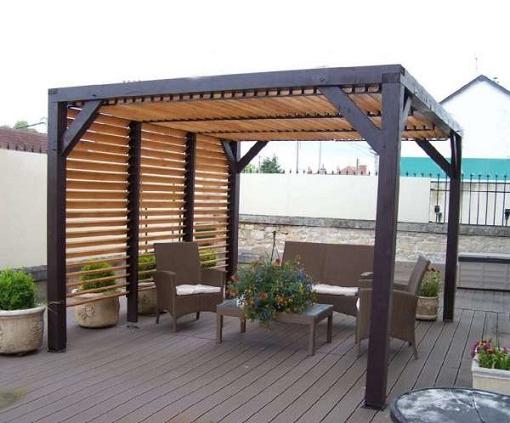 Alcampo Muebles Jardin Etdg Cenadores Y PÃ Rgolas Alcampo Una forma Barata De Dar sombra A Tu