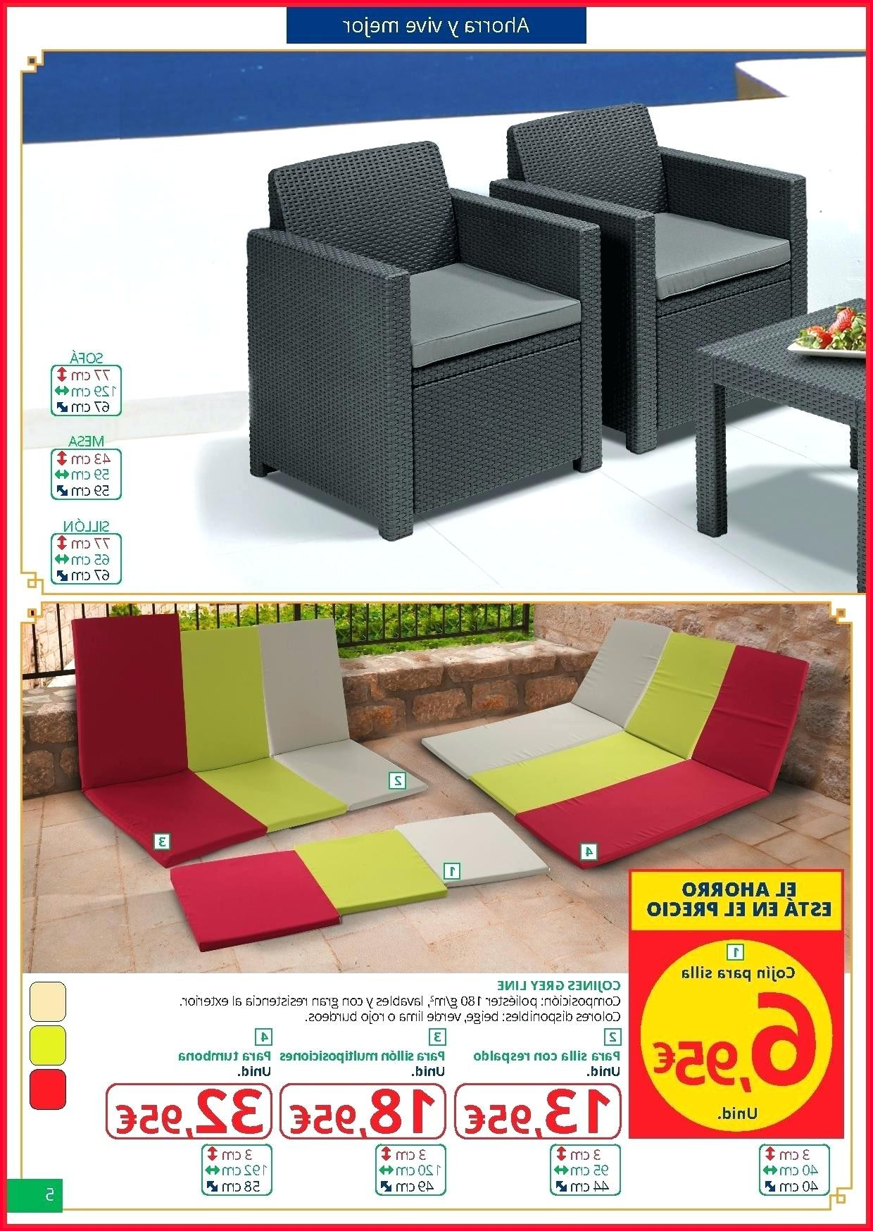 Alcampo Muebles U3dh Fundas Para Muebles De Jardin Carrefour Muebles De