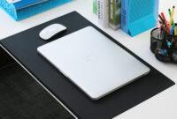 Alfombrilla Escritorio E9dx O Mouse Pad Almofada De Mesa Grande Mesa Mesa De Putador De