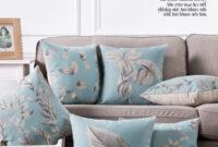 Almohadones Para sofa 3ldq 9 94 14 De Descuento Cojines Decorativos Clà Sicos Para sofà Thro Lino Gris Azul Para Nià Os Almohadas Decorativas Almohadones Para sofÃ