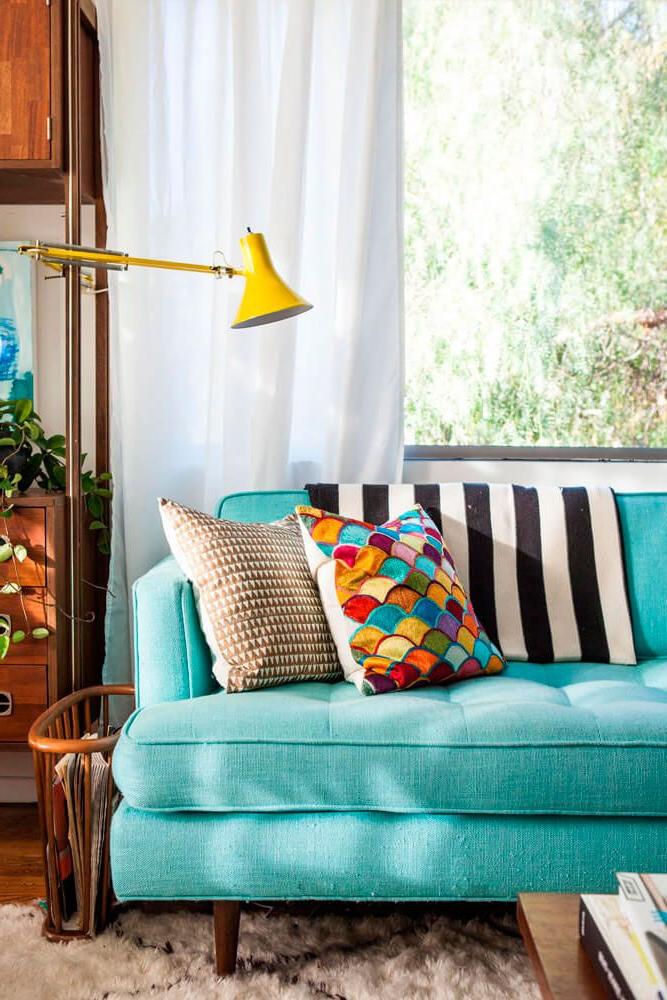 Almohadones Para sofa 87dx Claves Para Elegir Los Cojines Para sofà S