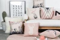 Almohadones Para sofa Etdg Almohadones Decorativos Nà Rdicos Fundas Para Decoracià N Del Hogar Funda De Almohadas De Flores