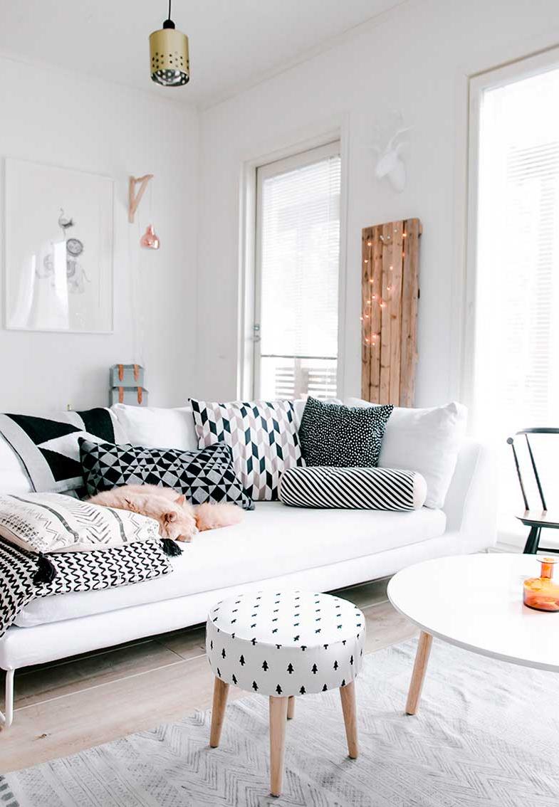 Almohadones Para sofa Rldj Claves Para Elegir Los Cojines Para sofà S