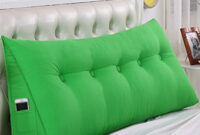Almohadones Para sofa S1du Anjcd solid Colorbedside Trià Ngulo Grandes Almohadones Doble