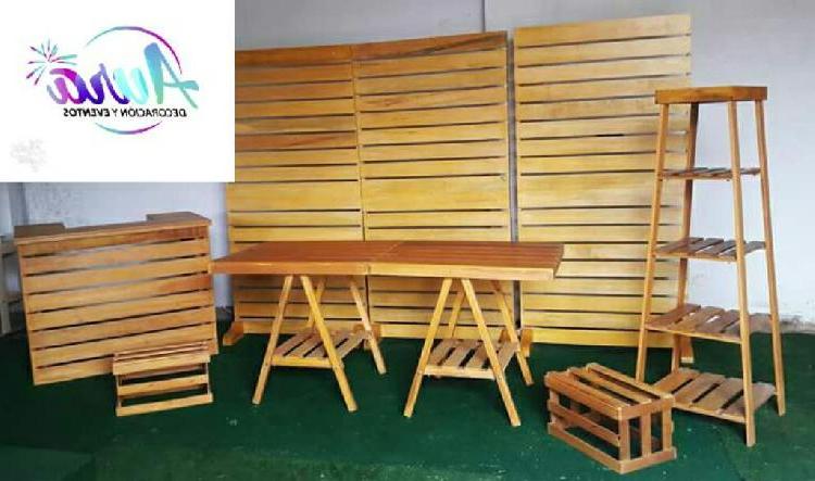 Alquiler Muebles T8dj Alquiler Mobiliario Rustico ã Anuncios Diciembre ã Clasf