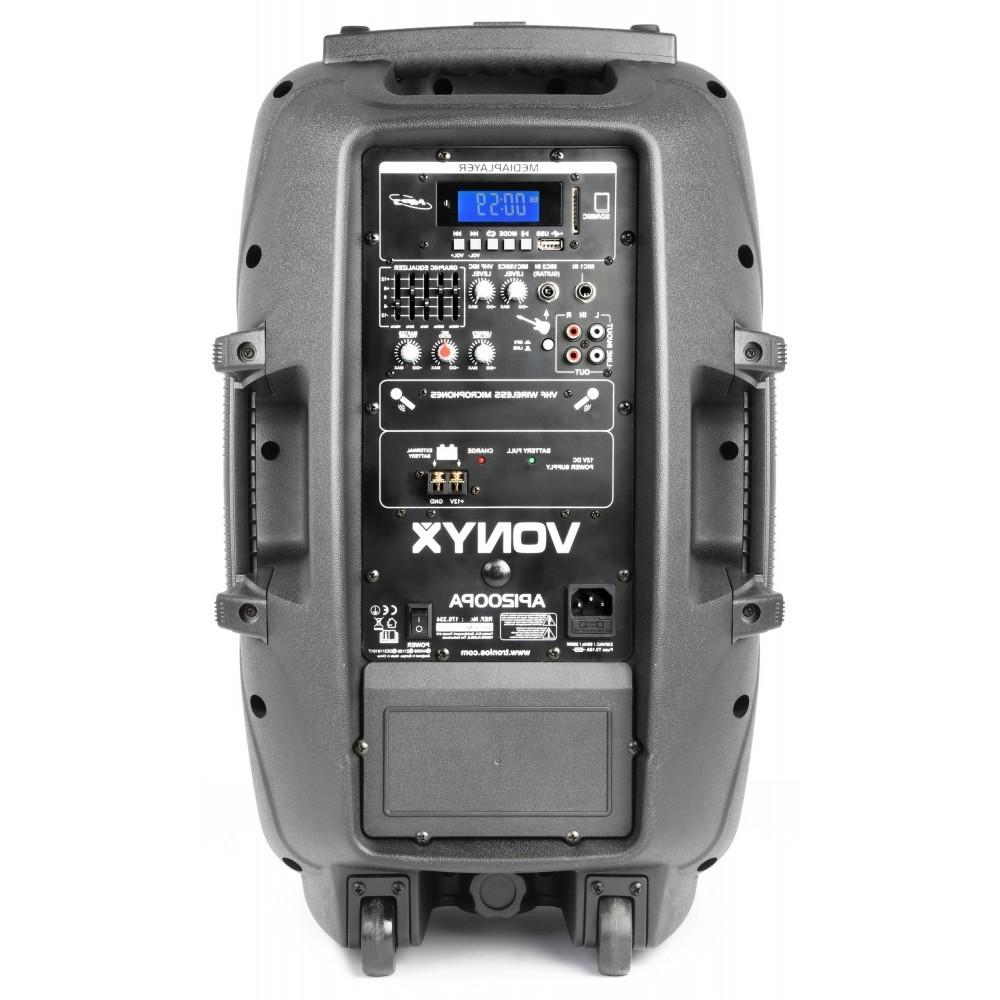Altavoces Portatil Y7du Vonyx Ap1200pa Altavoz Portatil I Mas Que sonido