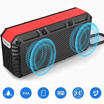 Altavoz Bluetooth Portatil Potente Bqdd Hieha Altavoz Està Reo Bluetooth Portà Til De 16w Altavoz Inalà Mbrico