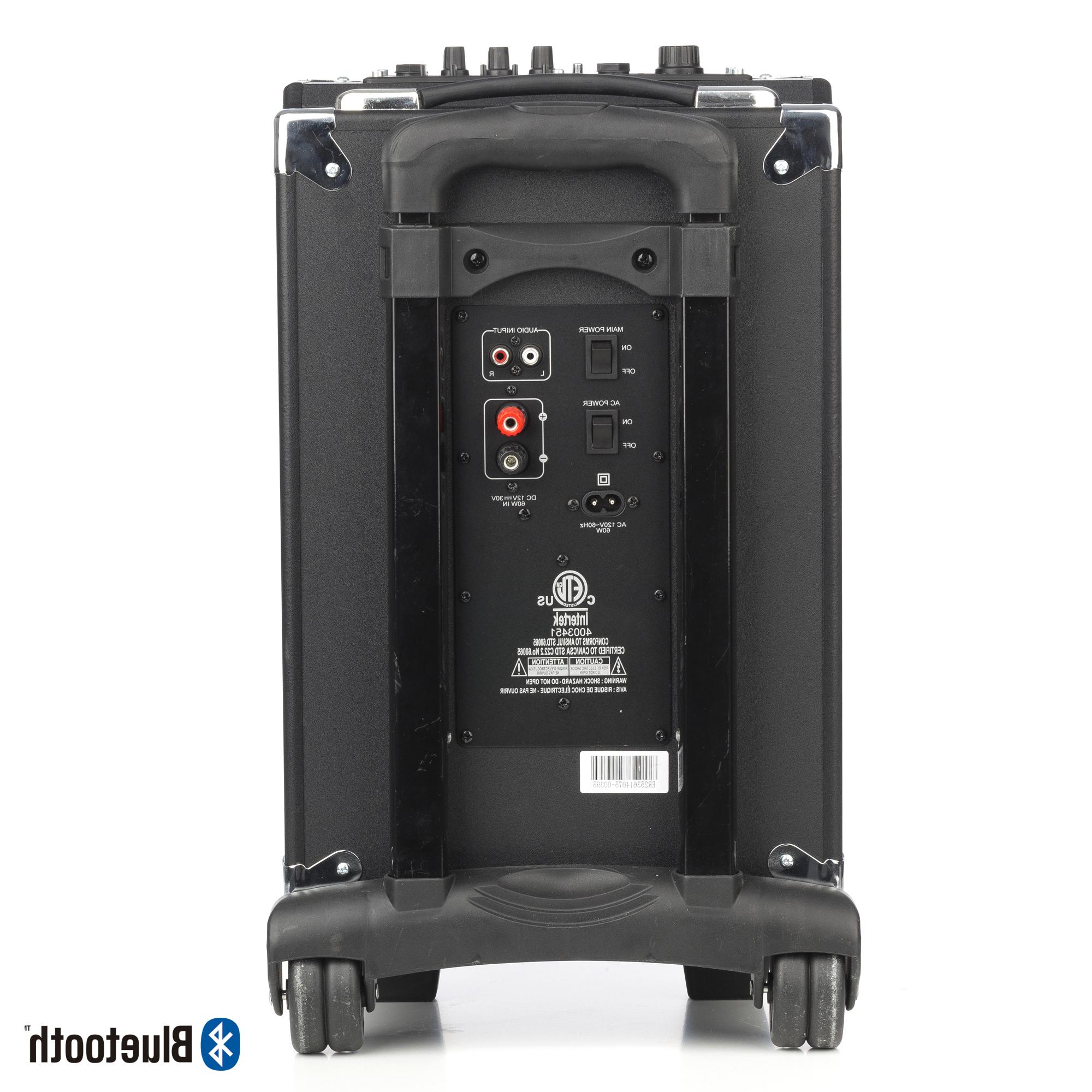 Altavoz Bluetooth Portatil Potente Ftd8 Altavoz Bluetooth Portatil 40w 2200mah V2 1 Entrada Micro Usb Aux