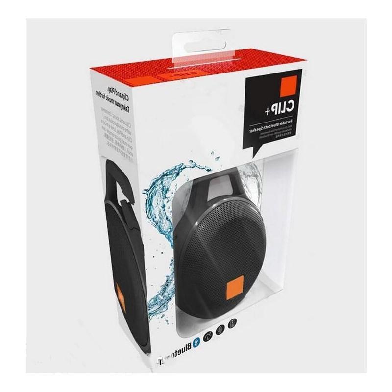 Altavoz Bluetooth Portatil Potente Mndw Potente Parlante Altavoz Bluetooth Bocina Portatil H4 Clip
