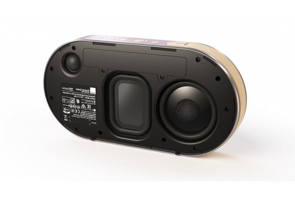Altavoz Bluetooth Portatil Potente Q5df Dali Katch Altavoz Bluetooth Portà Til Con Un Potente sonido Hifi Hd