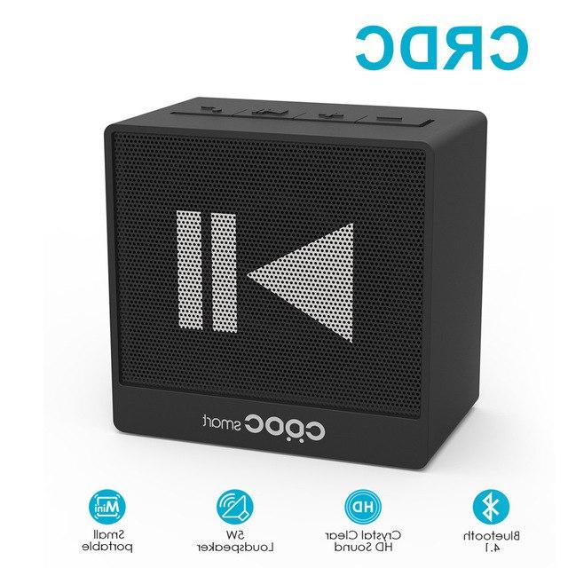 Altavoz Bluetooth Portatil Potente Zwd9 Crdc Mini Pero 100 Potente Altavoz Bluetooth Està Reo Portà Til