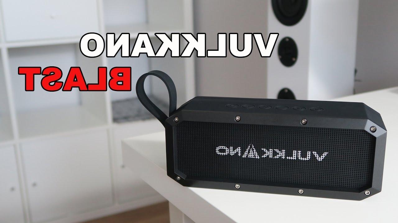 Altavoz Bluetooth Portatil Potente Zwd9 Vulkkano Blast El Altavoz Bluetooth Portà Til Mà S Potente Que He