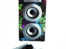 Altavoz Portatil Bluetooth Budm Altavoz Portatil Bluetooth Reader Speaker Fm Usb Sd Mp3 Mp4 Mp5 Pc