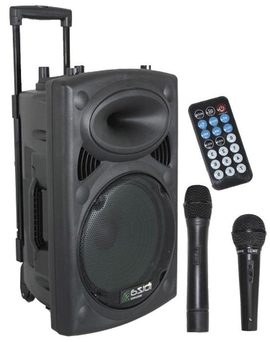 Altavoz Portatil Bluetooth Dwdk Ibiza sound Port8vhf Bt Altavoz Portà Til Con Baterà A Mas Que sonido