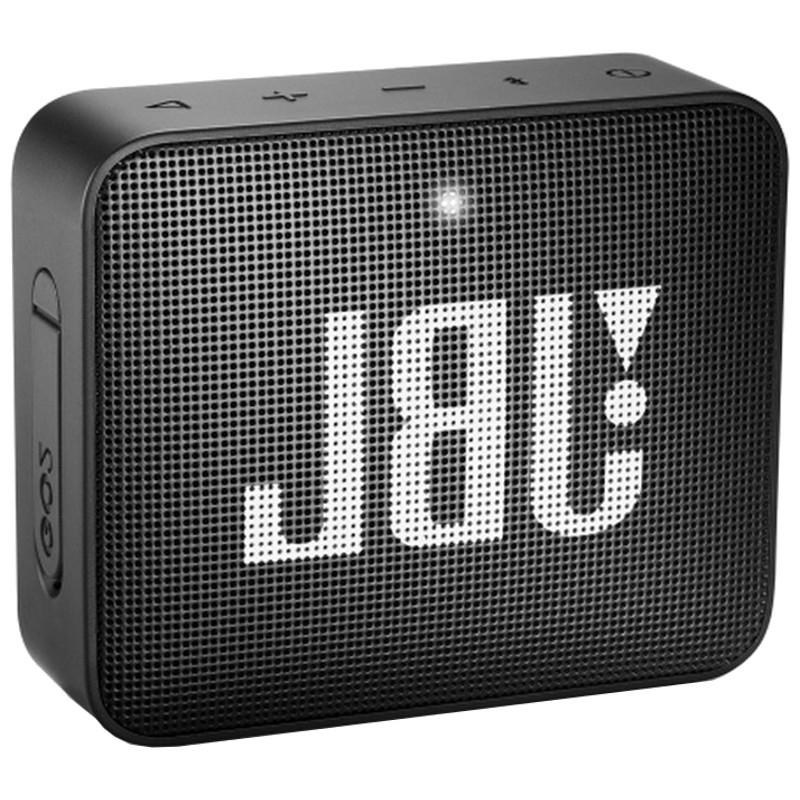 Altavoz Portatil Bluetooth Xtd6 Prar Jbl Go 2 Altavoz Portà Til Bluetooth Negro Powerplanetonline