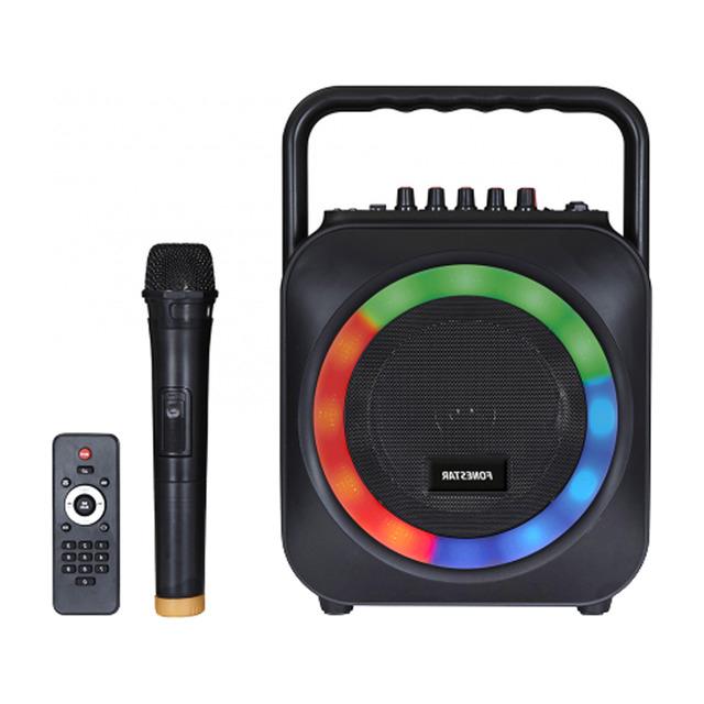 Altavoz Portatil Bluetooth Zwdg Altavoz Portà Til Karaoke Fonestar Con Bluetooth Imagen Y sonido